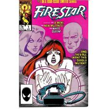 Firestar 1 Marvel Comics March 1986 Limited series comic books 1/4 Xmen X-Men