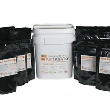 NuManna Food Family Pack Bucket - GMO Free, New Inventory, Free Shipping