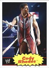 2012 Topps Heritage WWE #13 Cody Rhodes