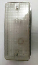 Outdoor Polycarbonate Bulkhead rectangle Anti Vandal IP55 Rated Light