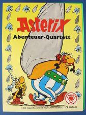 Aventura-cuarteto-Asterix-Ass - nº 2637/0 - de 1989-nuevo en lámina