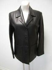 Damen Anzüge & Kombinationen aus Leder für Business Anlässe