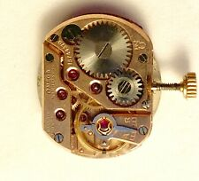 Omega 244 Complete Watch Movement~Good Balance, Running