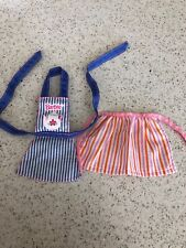 Barbie Vintage Aprons (2) - Striped