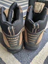 MERRELL M2 Blast Tan Women's Hiking/Trail Boots  EUC SZ 6.5 WATERPROOF EUC
