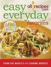 Allrecipes.com Easy Everyday Favorites Cookbook