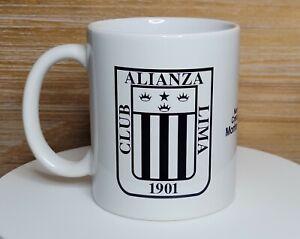 ALIANZA LIMA Coffee Mug Taza Ceramic 11 oz Soccer Futbol Peru Sports 2021