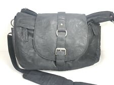 Kelly Moore Black Camera Bag Purse