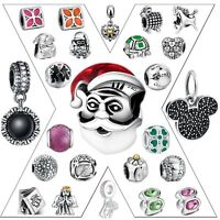 Hot Charms Necklace Pendant For Sterling European Bead 925 Silver Bracelet Chain