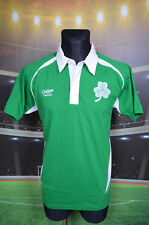 IRFU IRISH IRELAND COTTON TRADERS RUGBY UNION SHIRT (S) JERSEY TRIKOT TOP TRIKOT