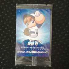 Amiibo Card for Nintendo Switch Power Pros baseball IKARI MAMORU sealed