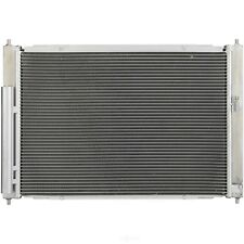Radiator And AC Condenser Assembly Spectra CU13004