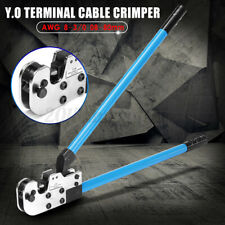 8-80mm² Durable Terminal Battery Cable Lug Plug Crimper Crimping Hand Tool Plier