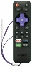 NEW ANDERIC Remote Control for  Roku 2 XS 3100, Roku 3 4200, Roku 3 4230