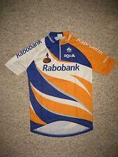Rabobank boys Holland jersey shirt cycling wielershirt trikot size 14, 164