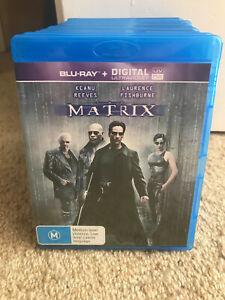 Blu-Ray : The Matrix