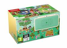 New Nintendo 2DS XL Animal Crossing Edition + Animal Crossing: New Leaf