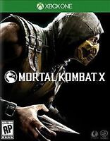 Mortal Kombat X - Xbox One - - BRAND NEW...FAST SHIPPING