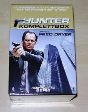 Hunter The Complete Season Series Collection 1 - 7 on DVD Region 2 German IMPORT