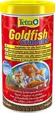 Tetra Poissons eau froide Aliment complet Goldfish Granules 1 L