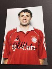 MARC VAN BOMMEL (FC BAYERN MÜNCHEN) signed Photo 10x15