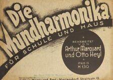 Die Mundharmonika für Schule und Haus.