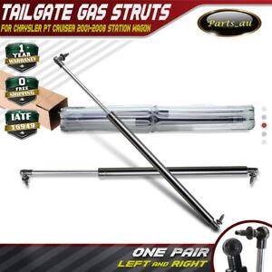 2x Tailgate Gas Struts for Chrysler PT Cruiser 2001-2008 Station Wagon