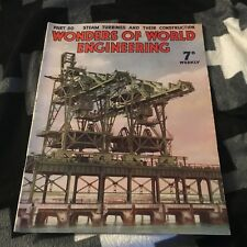 WONDERS OF WORLD ENGINEERING. PART 50. 1938