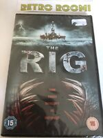 The Rig (DVD, 2011) New & Sealed