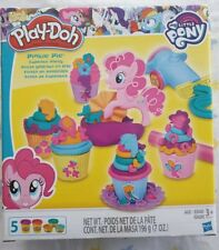 New Play-Doh My Little Pony Pinkie Pie Cupcake Party