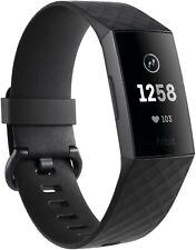 Fitbit Charge 3 Advance Fitness Tracker battito Allenamento Sonno GPS Telefono