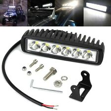 6LED Work Light Bar Spot Lights for Driving Lamp Offroad Car Truck SUV 18W