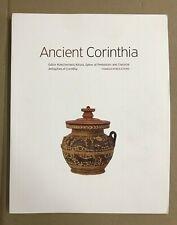 Antike Corinthia-Konstantinos Kissas-Taschenbuch - 2013-Archäologie Buch