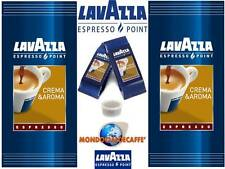 300 CIALDE CAPSULE CAFFE LAVAZZA CREMA E AROMA SISTEMA ESPRESSO POINT FRESCHE !!
