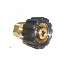 "New M22/14mm Female X 1/4"" Female Pressure Washer Adaptor For Karcher etc"