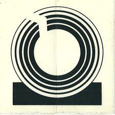 Autocollant sticker 1980