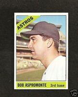 1966 Topps # 352 Bob Aspromonte Ex-Mt