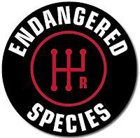 "Magnetic Stick Shift Endangered Species Manual Gear for car - MAGNET (4"")"