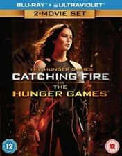 The Hunger Games 1-2 (Blu-ray, 2-Disc Set, Box Set)