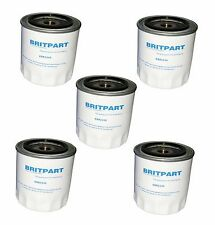 LAND ROVER DEFENDER, DISCOVERY & RANGE ROVER OIL FILTER SET OF 5 PART ERR3340