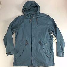 Obey Milestone Jacket in Blue Size M, L