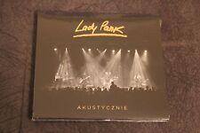 Lady Pank - Akustycznie CD Digipack POLISH RELEASE