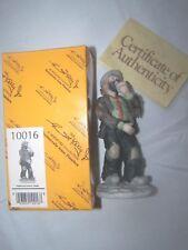 Flambro Emmett Kelly Jr Figurine Collection Cotton Candy 10016 Mk