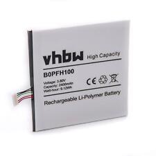 Batterie 2400mAh pour HTC Desire Eye Dual Sim, M910n