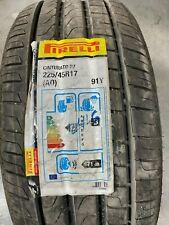 1 New 225 45 17 Pirelli Cinturato P7 Tire