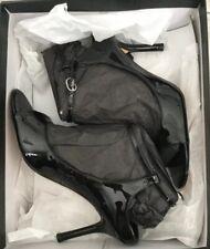 NINE WEST Women's Peep Toe Pump Olena3 /Black, Size 6.5