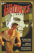 The Bronze Gazette #80 -Doc Savage Philip Jose Farmer special issue - Fall 2017