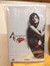 Hot Toys VGM 16 Resident Evil 4 Biohazard Bio Hazard Ada Wong NEW