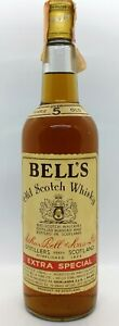 Bell's over 5 years old extra special Scotch Whisky 75 Cl. 43°