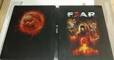 F3ar 3 Steelbook (PS3/BluRay/G2 Size) Fear 3 Future Shop Exclusive Rare!